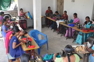 India Women Sustainability program